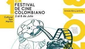 Cine Fértil coproduce el Primer Festival de Cine Colombiano